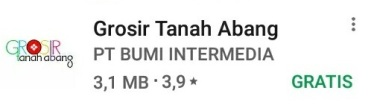 glosir TANAH ABANG